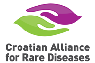 Croatian Rare Disease Logo